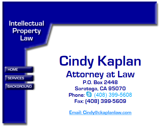 Cindy Kaplan, Attorney At Law
