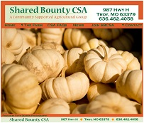 Shared Bounty, CSA